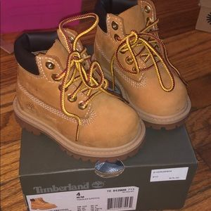 ( Infant ) Wheat Timberlands